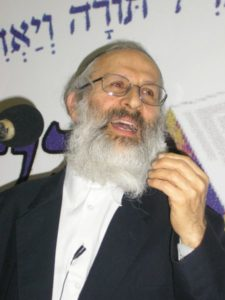 Rabbi Shlomo Aviner (Photo: Wikimedia)