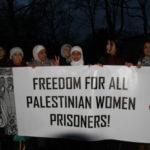 Dareen Tatour in Berlin. (Photo: Abu Salameh/courtesy of the author)