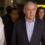 Benjamin Netanyahu and Avigdor Lieberman
