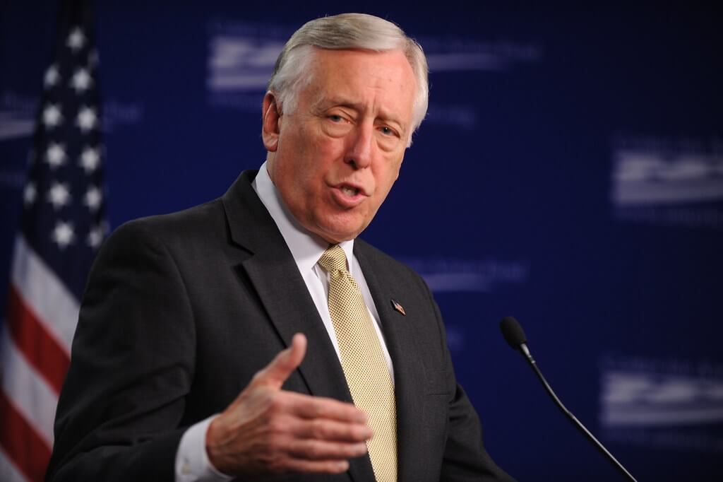 House Majority Leader Steny Hoyer (D-MD) (Photo: Center for American Progress/Flickr)