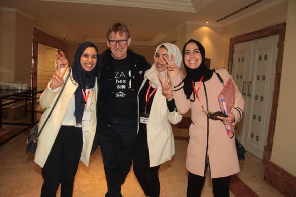 The Lancet conference in Amman, Jordan. (Photo: ICPH/LPHA)