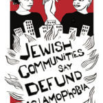 Muslim-Jewish Collaboration postcard. (Photo: Defund Islamophobia)