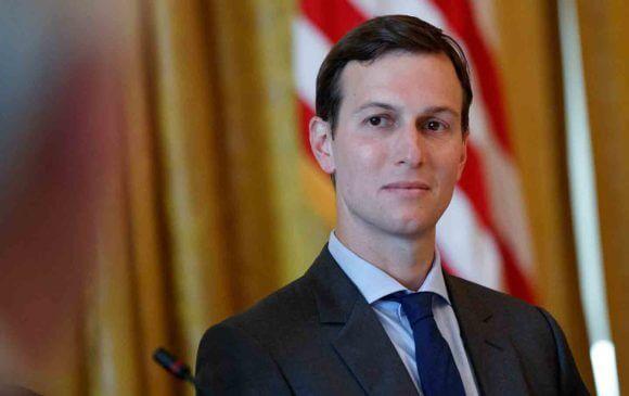 Senior White House advisor Jared Kushner. (Photo: AP/Evan Vucci)