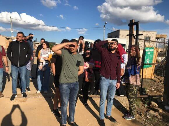 (Photo: Palestinian Youth Movement)