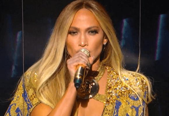 Jennifer Lopez performing in August, 2018. (Photo: Wikimedia)