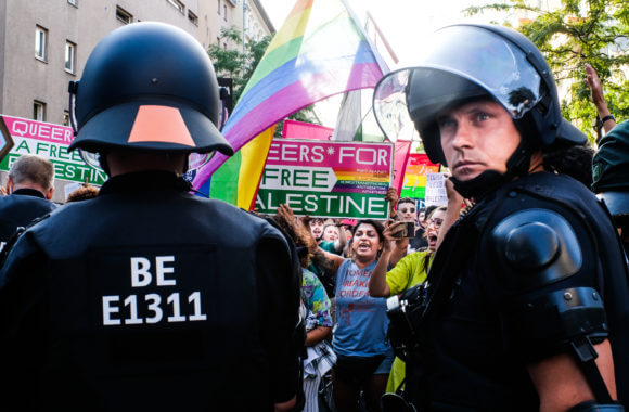 (Photo: Queers for Palestine)