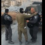 Video of Israeli forces celebrating blowing up Palestinian house, occupied East Jerusalem, July 22, 2019. Screenshot.