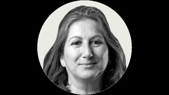 Isabel Kershner (Photo: New York Times)