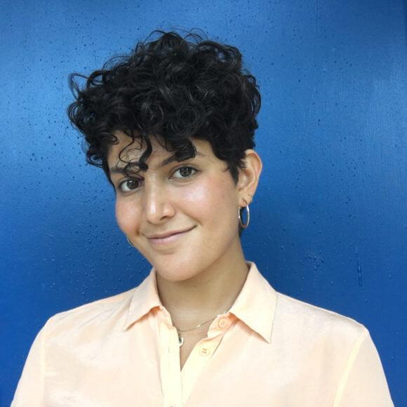 Haneen Adi (Photo courtesy of Adalah)