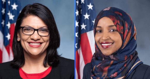 Representative Rashida Tlaib and Representative Ilhan Omar