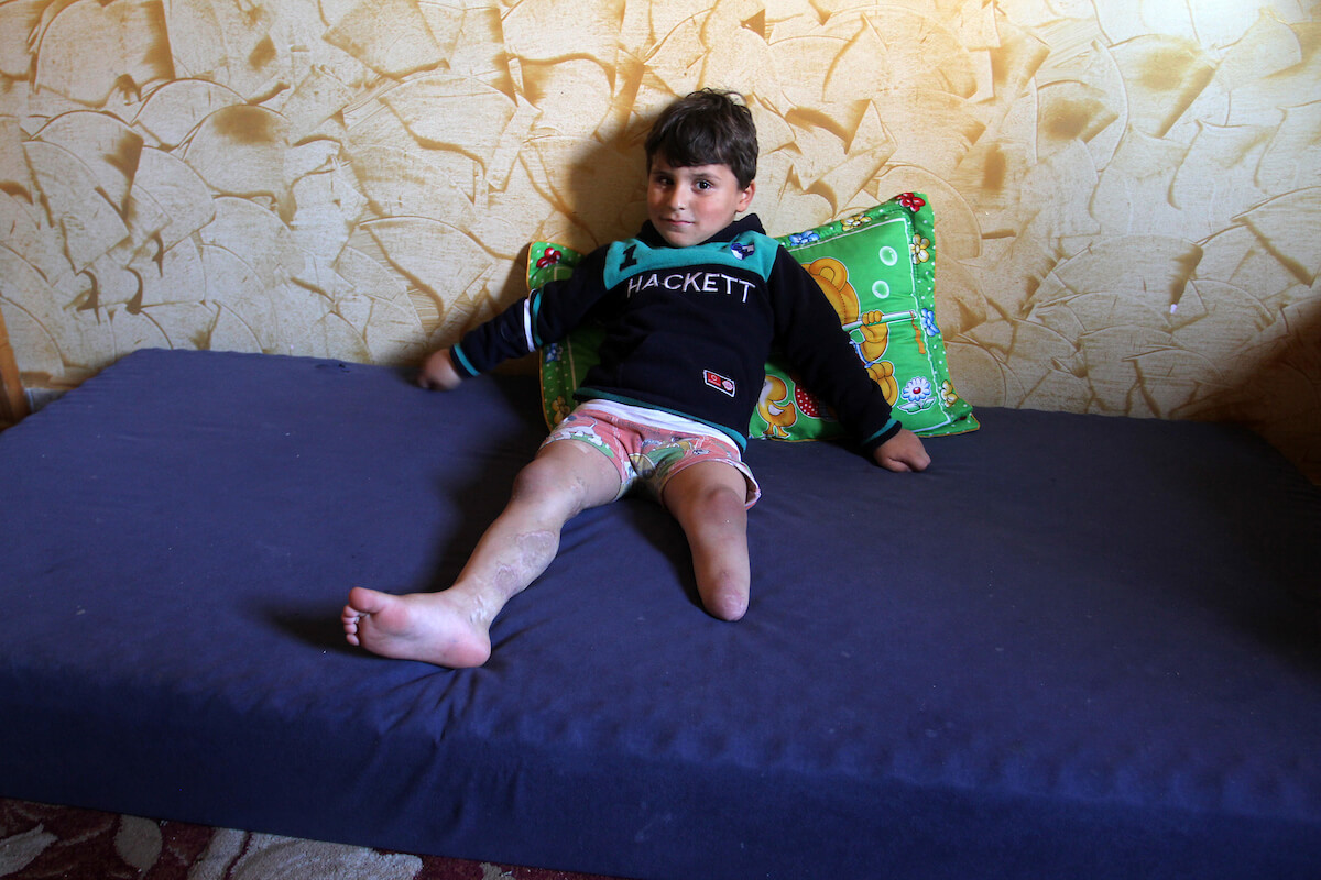 Lost childhood: Gaza's youngest generation copes with trauma 5 years after the last war