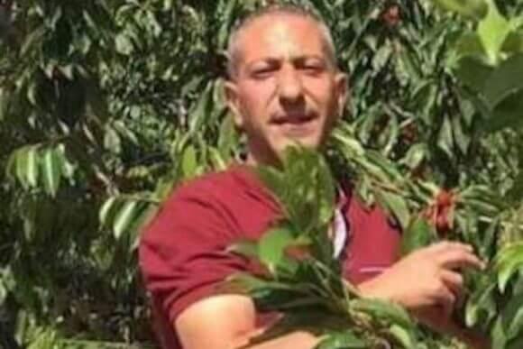 Samer al-Arbeed, 44, is a father of three. (Photo: Addameer)