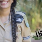 "A photo posted by the Israeli Air Force to Twitter on November 1, 2016 with the tweet: ""#Worldveganday fact: In the IDF, #vegan soldiers receive vegan boots and berets. Pictured: a #smiley vegan soldier, with her vegan beret!"""