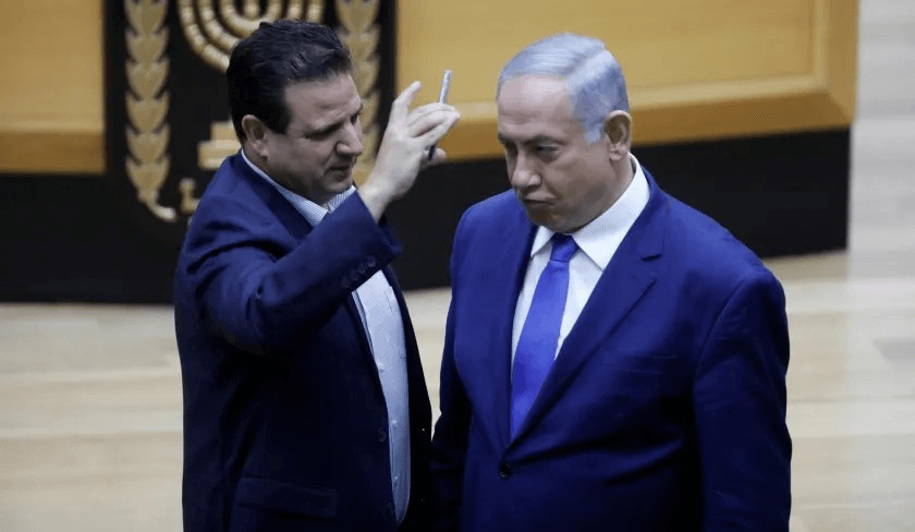 'NYT' gives Netanyahu platform to race-bait Palestinian parties as terrorists without rejoinder