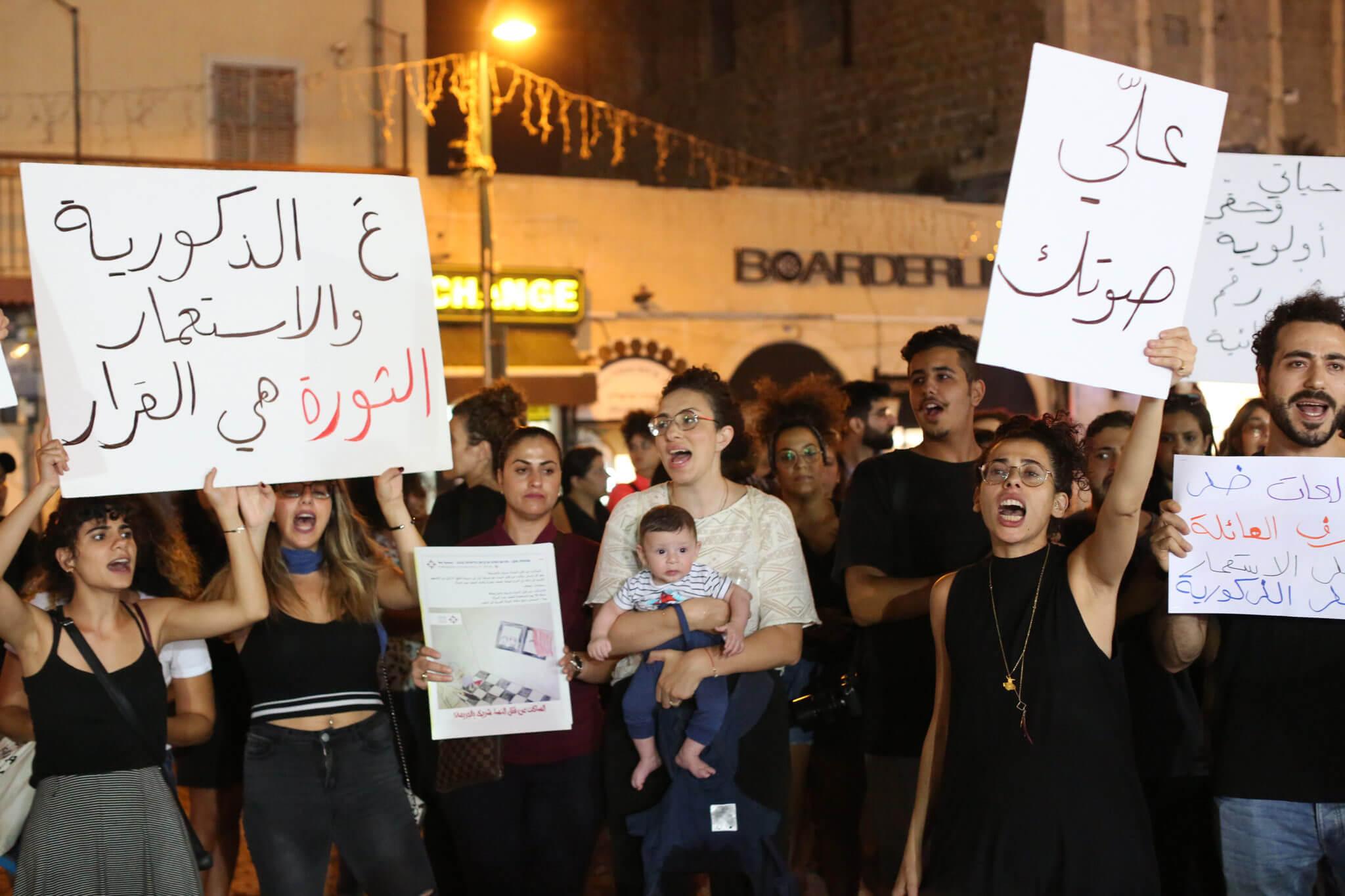 Jaffa city, Sep 26, 2019. Photo by Keren Manor/ Activestills.org