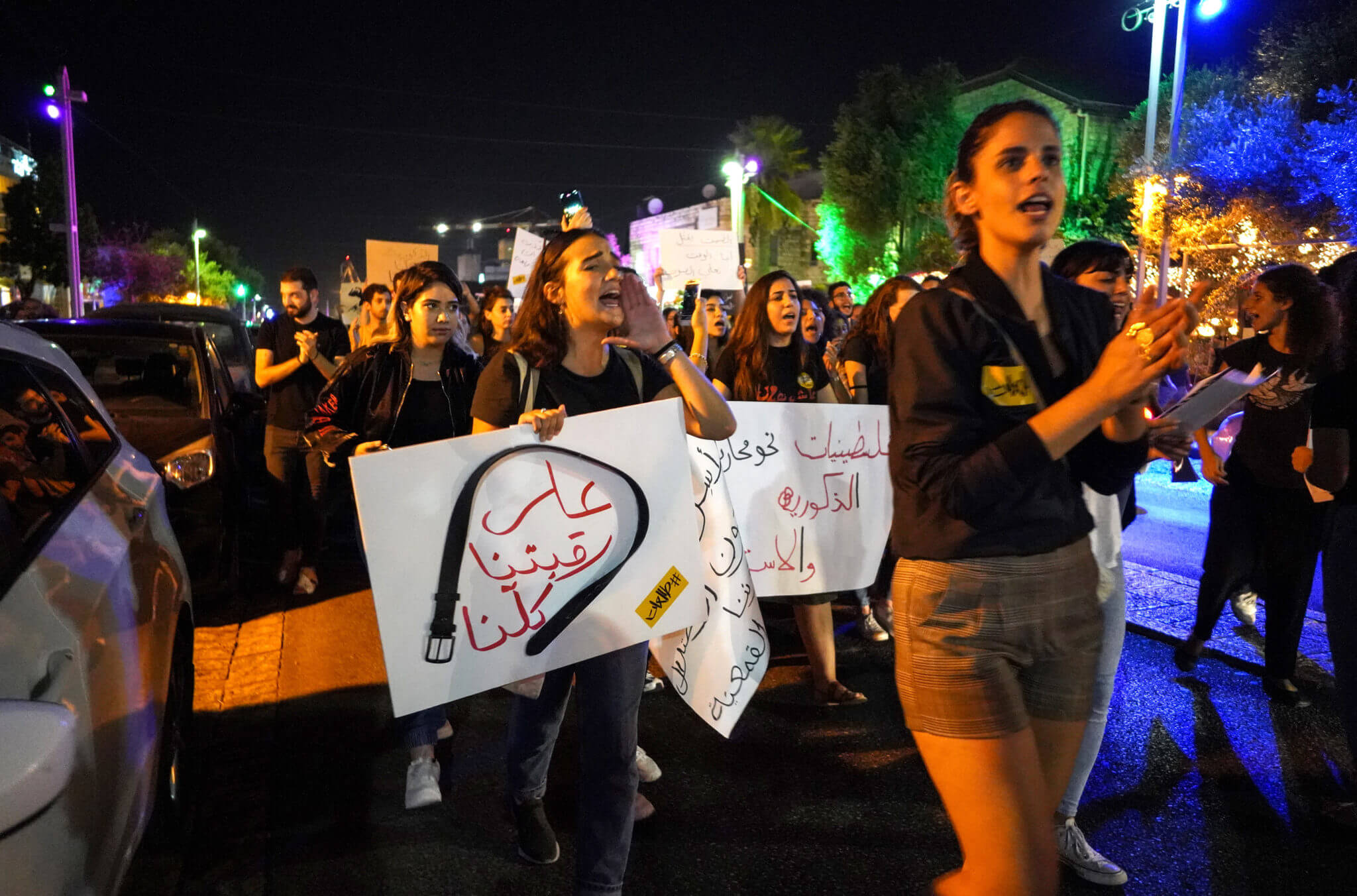 Haifa city, Sep 26, 2019. Photo by Maria Zreik/ Activestills.org