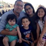 Samer Arbeed with his wife Noura Arbeed and children, Rita, 8, Mina, 5 and Julan, 3. (Photo: courtesy of Noura Arbeed)