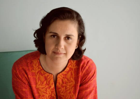 Kamila Shamsie (Photo: Zain Mustafa/Penguin Random House)