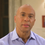 Screenshot from Deval Patrick's campaign announcement video (From his Twitter)