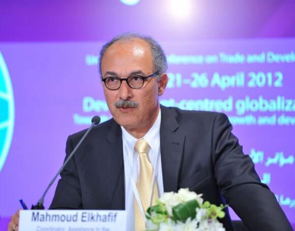 Mr. Mahmoud Elkhafif, Coordinator, Assistance to the Palestinian people, UNCTAD (Photo: Wikimedia)