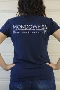 Mondoweiss shirts