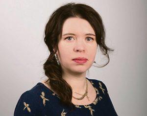 Finnish MP Anna Kontula (Gaza 2020: Breaking the siege)