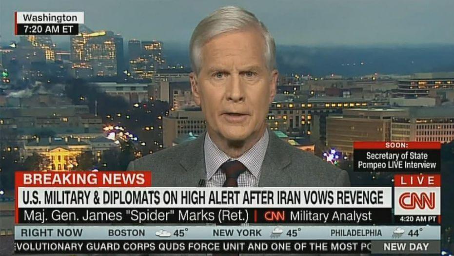 CNN Soleimani coverage