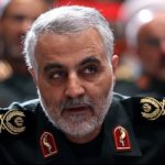 Qasem Soleimani, Commander of Quds Forces during National AGIR commanders conference, September 2013 (Photo: Tasnim News Agency/Wikimedia)
