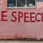 Free Speech * Conditions Apply by Fukt (Photo: Flickr/wiredforlego)
