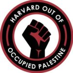 The Harvard Out Of Occupied Palestine logo