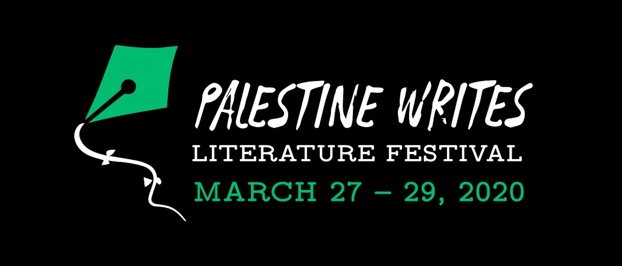 Logo for Palestine Writes