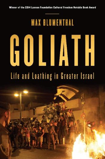 Goliath, Max Blumenthal