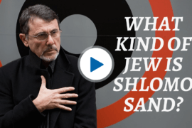 What Kind of Jew is Shlomo Sand? - The new film from Bruce Robbins