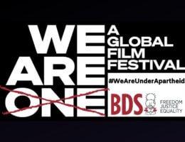 We Are One Film Fesitval – BDS (Image: PACBI)