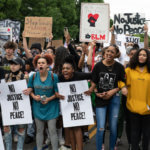 Black Lives Matter march in Portland, OR. June 4, 2020 (Photo: Matthew Roth/Flickr)