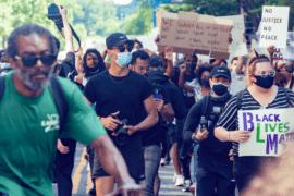 2020.05.31 Protesting the Murder of George Floyd, Washington, DC (Ted Eytan)