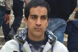 Eyad al-Halaq, 32, who was killed by Israeli police in occupied Jerusalem, May 30.