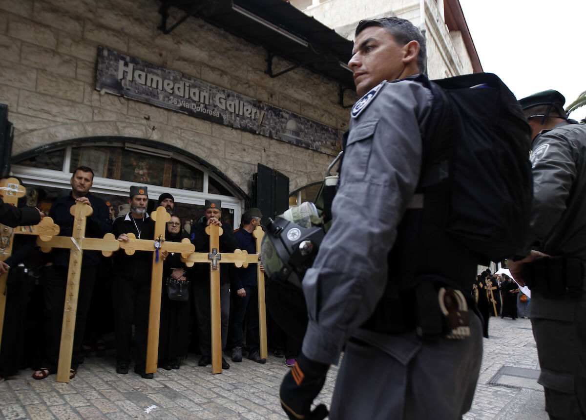 Palestinian Christians issue a cry for hope, to end 'exclusivity and apartheid' – Mondoweiss