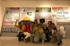 UMass Amherst Students for Justice in Palestine. (Photo: Facebook)