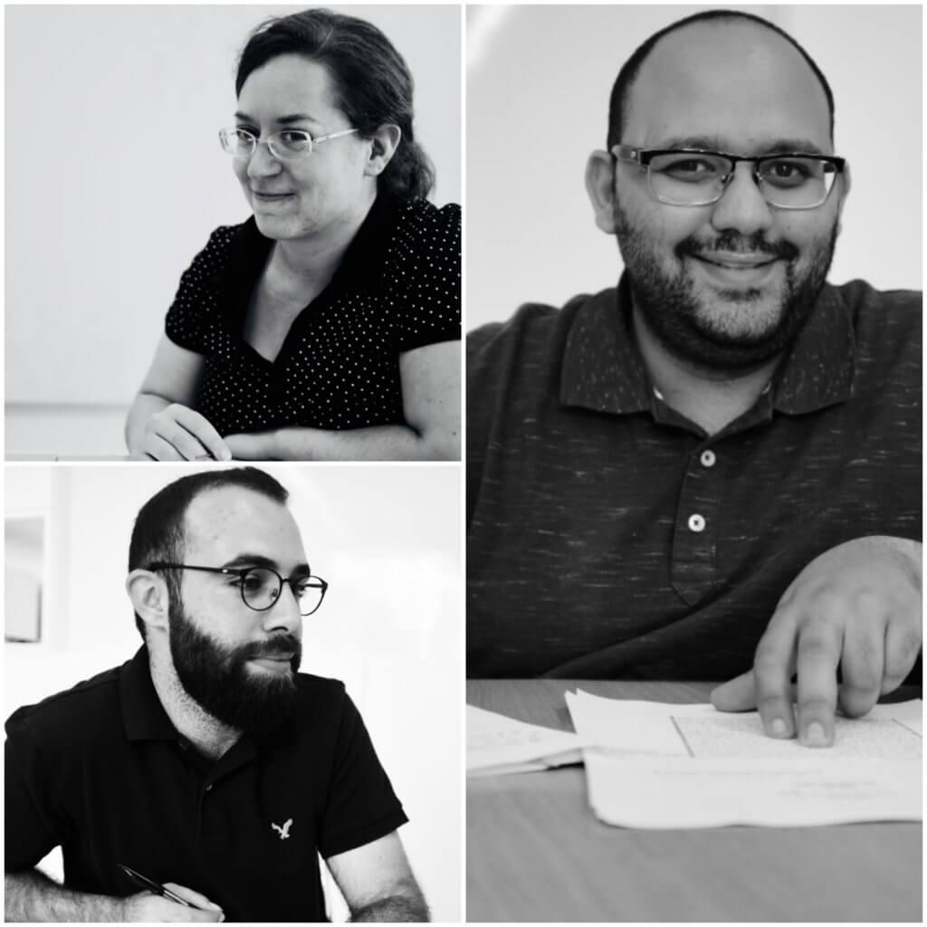 Members of the translators forum (Photo: Duygu Atlas)