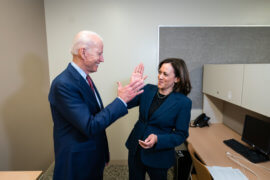 Joe Biden and Kamala Harris. (Photo: JoeBiden.com)