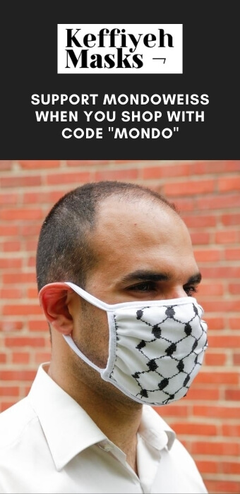 Support Mondoweiss when you purchase from Keffiyeh Masks!