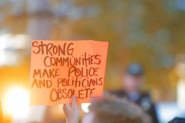 A call for mutual aid