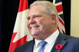 Doug Ford (Photo: Andrew Scheer/Wikimedia)