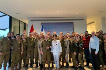 (Photo credit: IDF Spokesperson's Unit)