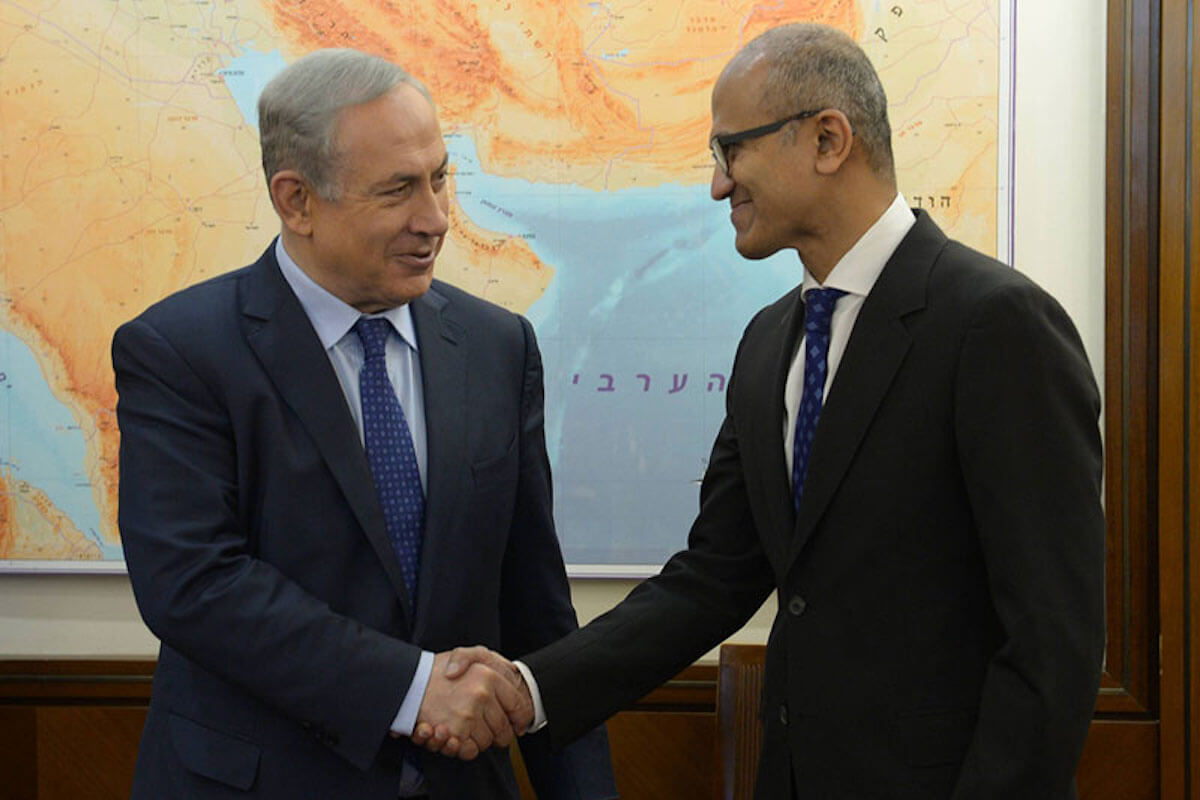 How Microsoft is invested in Israeli settler-colonialism – Mondoweiss