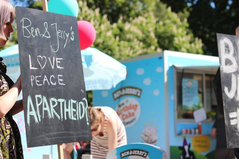 Wafic Faour on how a group of Vermont activists got Ben & Jerry's to move – Mondoweiss