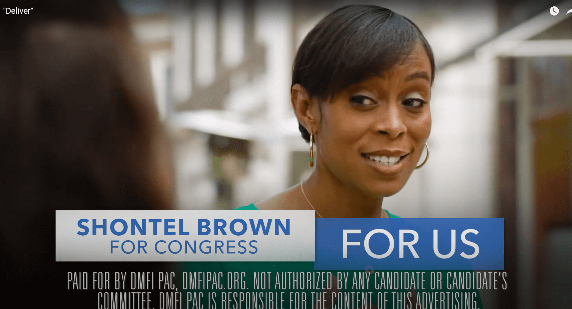 'Democratic Majority for Israel' doesn't think there's a Democratic majority for Israel –and neither does Shontel Brown – Mondow